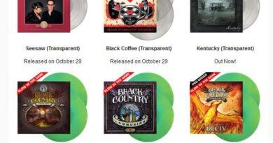 Black Country Communion Vinyls